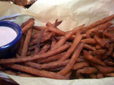 Heart French Fries! | French fry reviews and products.